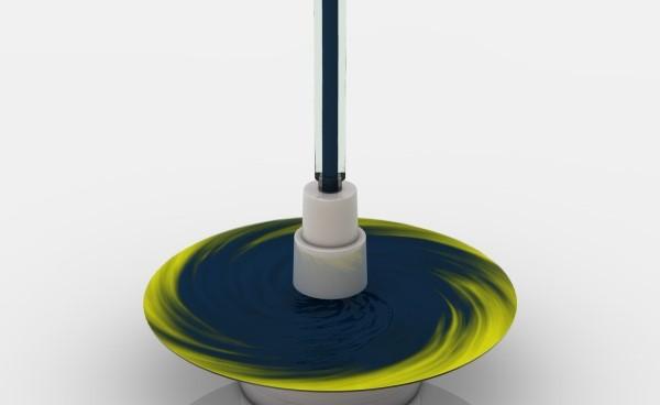 Wafer com Material Fotossensível