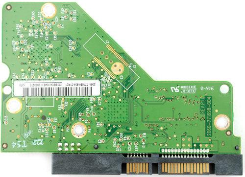Circuito de dados HD Sata
