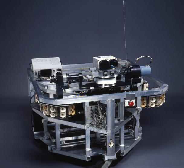 Robô móvel autônomo Hilare
