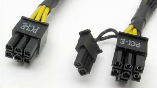 Conector PCI Express de energia