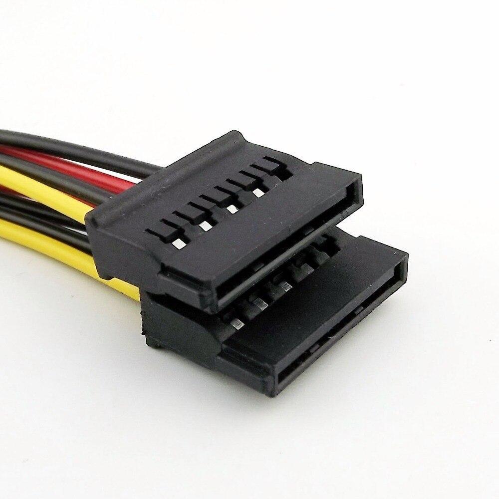 Conector sata ATX de energia