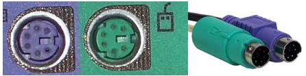 Conectores mini-Din